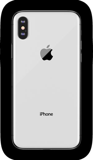 Белый iPhone X