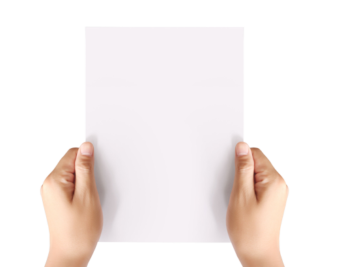 Лист бумаги A4