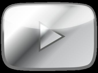 Cеребряная кнопка ютуб
