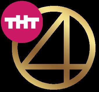 Логотип ТНТ 4