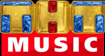 Логотип ТНТ Music