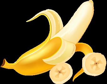 Банан вектор