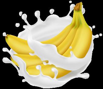 Бананы в сливках