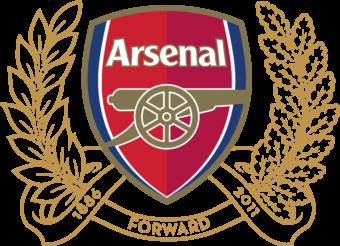 Логотип Arsenal