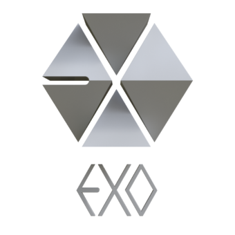 Логотип EXO
