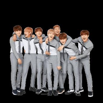 BTS фото группы