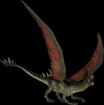 Ужасный дракон