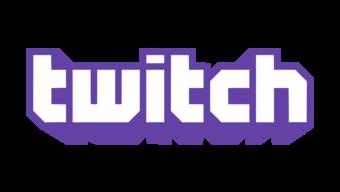 Логотип твича