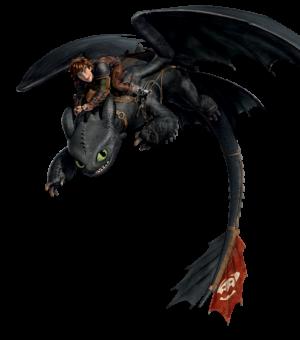 Ночная фурия дракон
