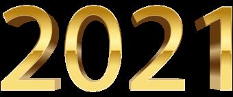золотые цифры 2021