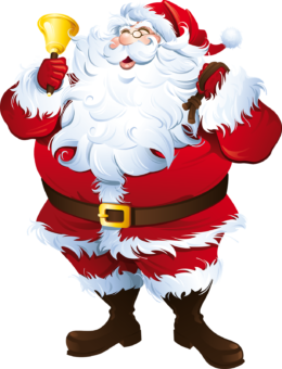 Санта Клаус клипарт