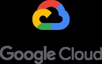 Логотип Google Cloud
