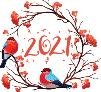 Клипарт 2021 год