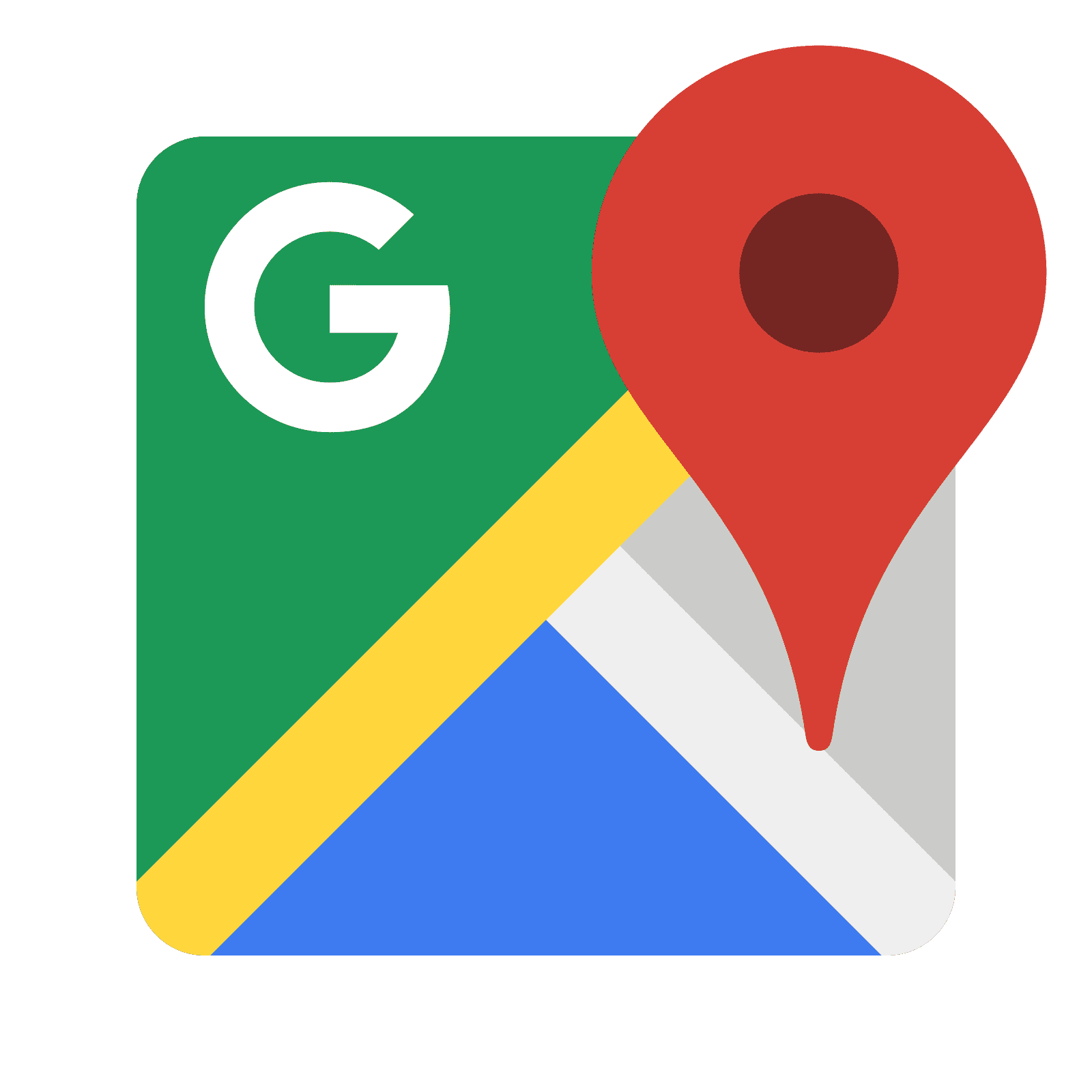 Иконка Гугл Карт