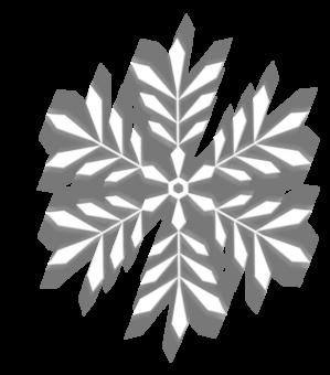 Картинка снежинка