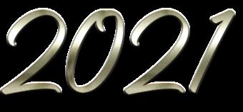 Серебряные цифры 2021