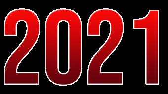 2021 красным