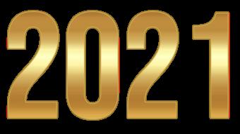2021 год золотом