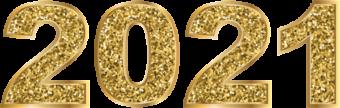 золотом клипарт 2021 год