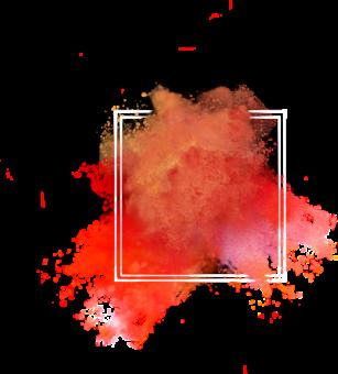 Взрыв краски