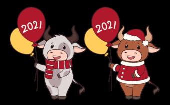 НГ быки 2021