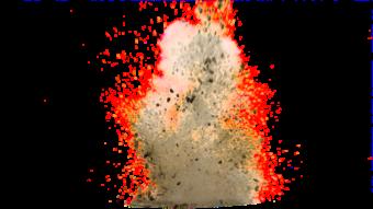 эффект взрыва
