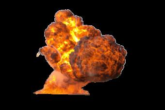 взрыв картинка