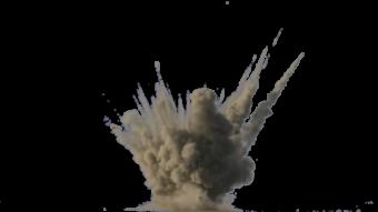 спецэффекты взрыва