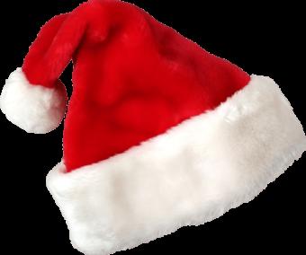 Красная Рождественская шапка