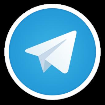 telegram лого