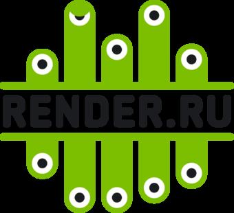 Логотип render.ru