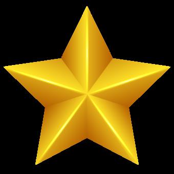 золотая звездочка