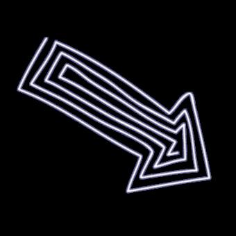 стрелка лабиринт