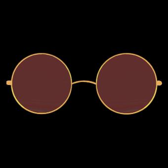 очки полупрозрачные