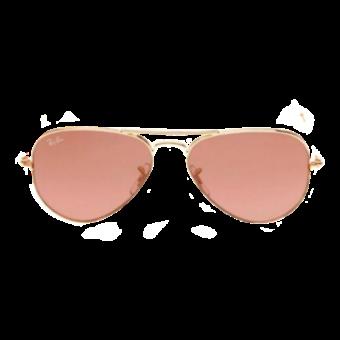 очки розовые рейбен
