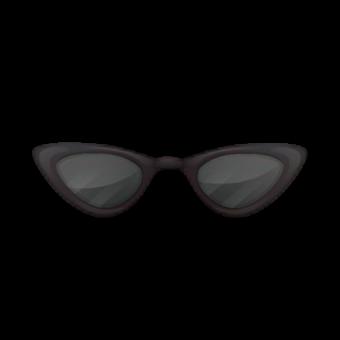 очки кошачий глаз