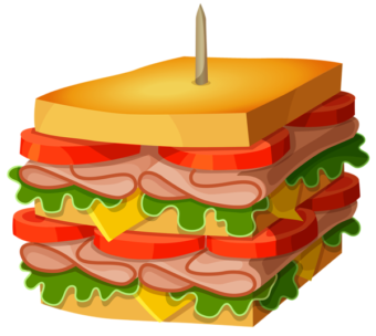 Сендвич двойной