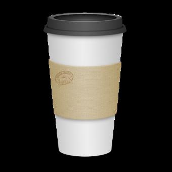 Стаканчик кофе