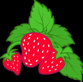 ягоды клубники рисунок