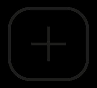 кнопка добавить сторис инстаграм иконка