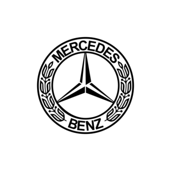 старая эмблема Мерседес