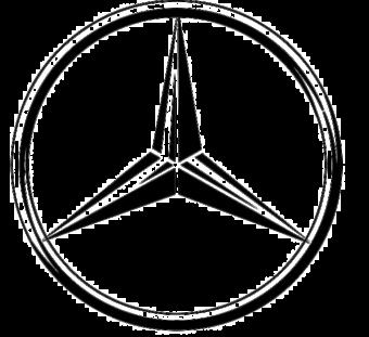 эмблема компании Mercedes-Benz