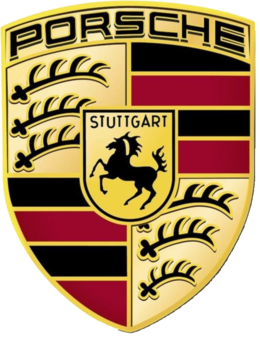 logo Porsche шильдик