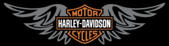 Логотип Harley-Davidson с крыльями