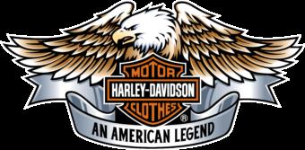 герб Harley-Davidson logo