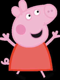 Свинка Пеппа иллюстрация