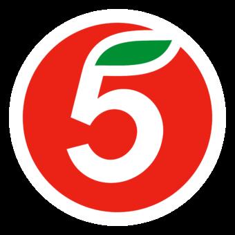 новый логотип пятерочки 2021