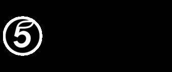 новый черно-белый лого пятерочка 2021