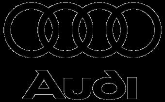 Черный Логотип Audi