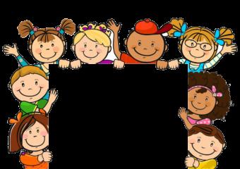 Рамка дети